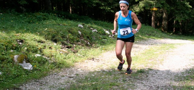 9. ÖM Berglauf in Mödling am 15. Mai 2016