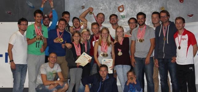 63. ÖSTM Leichtathletik 2015 in St. Pölten