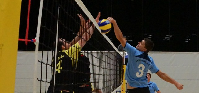 24. ÖSTM Volleyball am 10. Oktober 2015