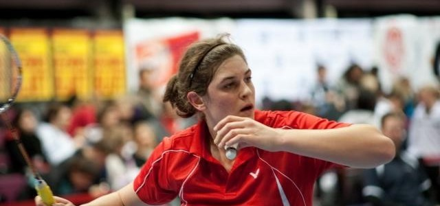 Update FOTOS: 20. ÖSTM Badminton in Wien