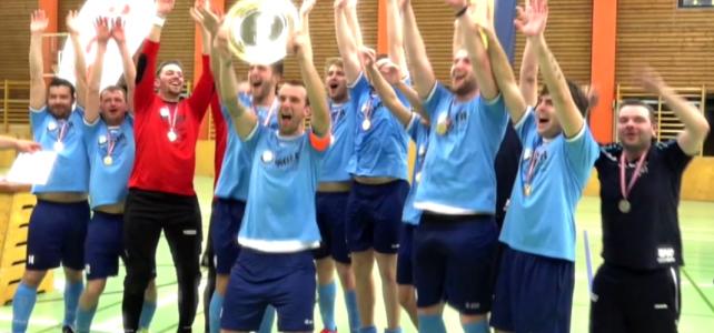 Update Rückrunde 14. Österreichische Futsal Meisterschaft 2016/2017