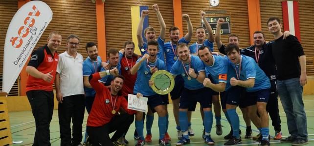 VIDEO von ÖM Futsal ist online: