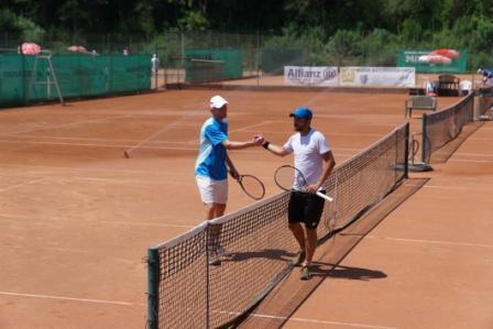 22. ÖSTM Tennis Mannschaft