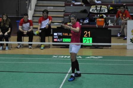 19. ÖSTM Badminton