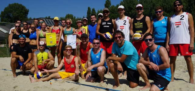 13. ÖSTM Beachvolleyball