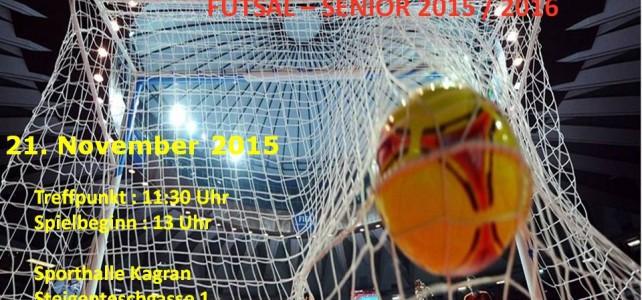 4. ÖM Futsal Senioren 2015