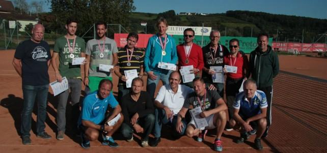 29. ÖSTM Tennis Einzel/Doppel und  21. ÖSTM Tennis Mannschaft