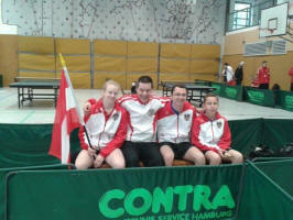 1st Open Deaf Youth Table Tennis Cup