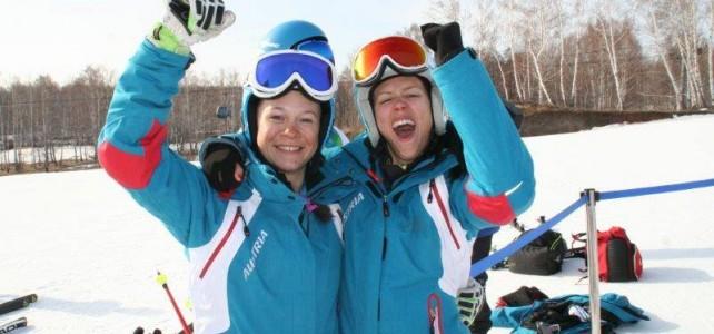 4 Medaillen für Österreich bei den Winter Deaflympics