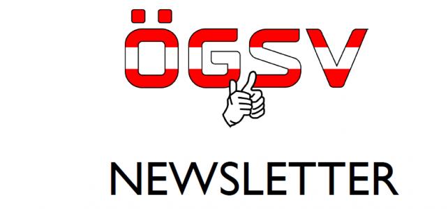 Der neue Newsletter ist online