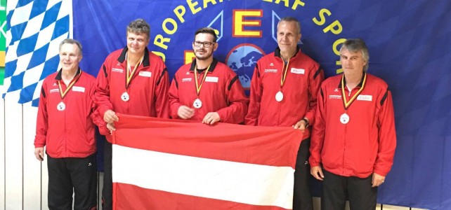 Kegel Europacup in Straubing/GER