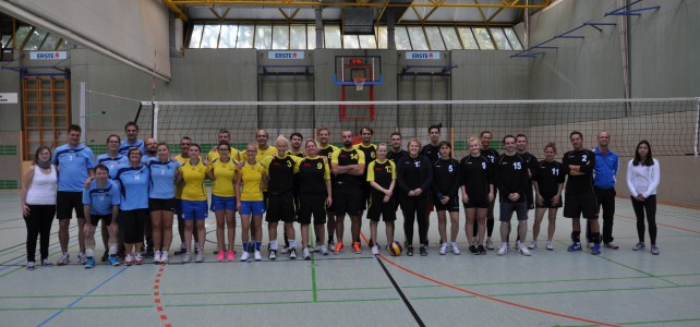 25. ÖM Volleyball Mixed in Perchtoldsdorf
