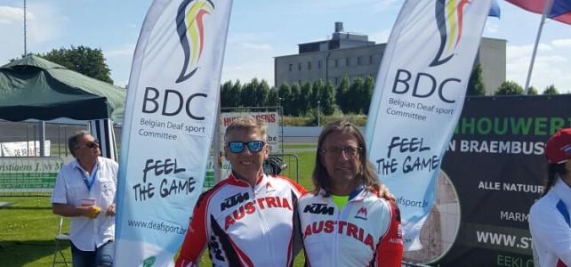 Update: 8. Europameisterschaft Radsport in Brugge/Belgien