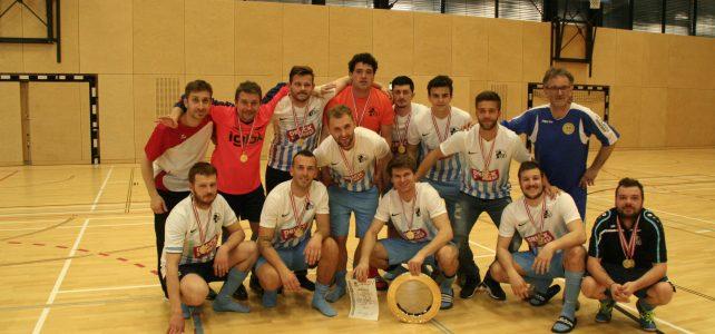 Update Fotos – 14. Österreichische Futsal Meisterschaft 2016/2017 – GSZ Graz ist Futsal Meister
