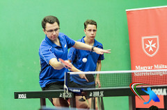 Hungarian Deaf Table Tennis Open