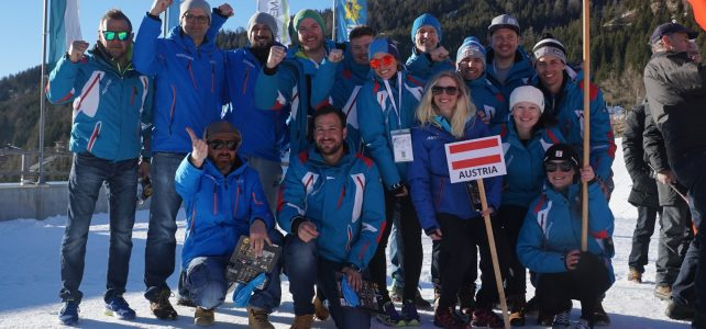 Abschlussbericht des Sportdirektors Ski- und Snowboard WM