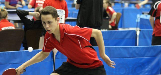 Tischtennis: Krämer Lukas erkämpft den Verbleib in Gruppe eins