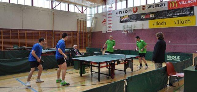 Update Ergebnisse, Bericht – ÖSTM Tischtennis 2017