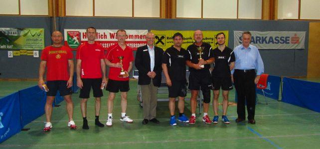 Erwin Stürmer im Cupfinale