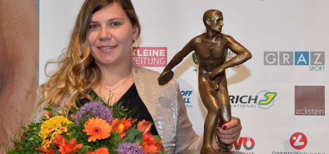 Kathrin Grill ist Behindertensportlerin des Jahres 2017