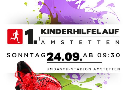 ÖM Straßenlauf am 24. September 2017 in Amstetten