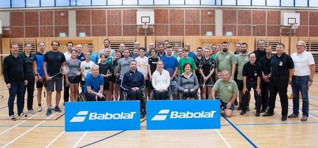 20. ÖSTM Badminton am 16.09.2017 in Weiz