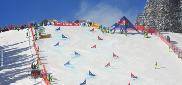 15. ÖM Snowboard in Lachtal am 3.2.2018