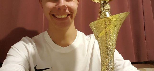 Lukas Krämer holt sich seinen nächsten Sieg