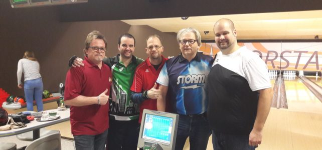 2. Bowling Trainingslager 2018 in Wiener Neustadt