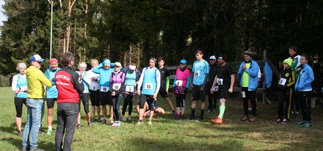 7. ÖM Crosslauf am 24. März 2018 in Nickelsdorf