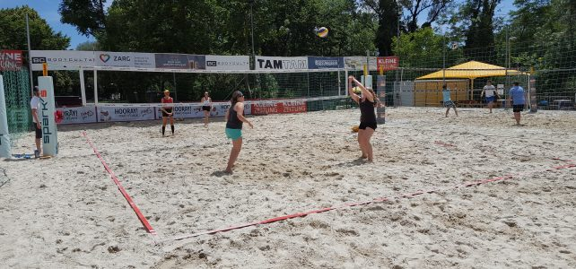 16. ÖSTM Beach Volleyball am 23. Juni 2018 in Wien