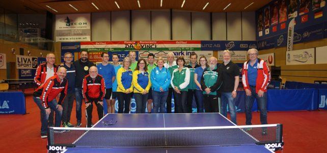 64. ÖSTM Tischtennis in Linz am 10. März 2018