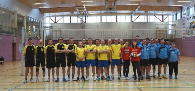27. ÖSTM Volleyball und ÖM Mixed in Villach 2018