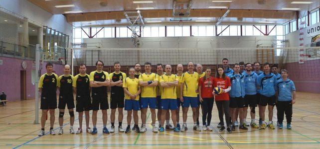 27. ÖSTM Volleyball und ÖM Mixed in Villach 2018