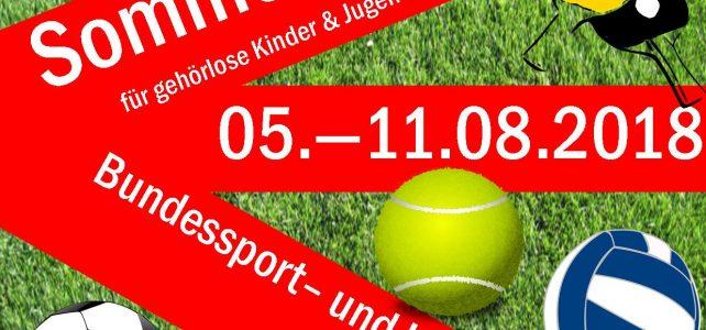 Anmeldeschluss verlängert!!! Sommersportwoche des ÖGSV