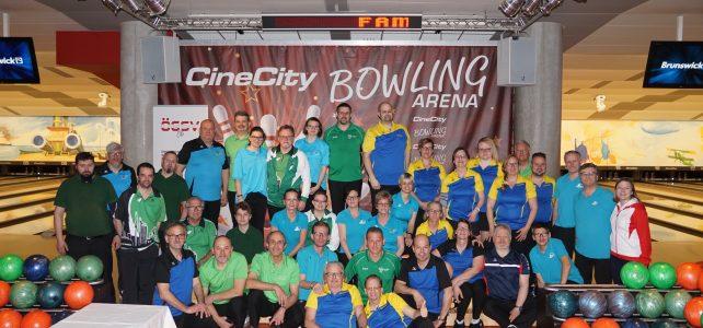 12. ÖSTM Bowling Einzel und Doppel 14. und 15. April 2018 in Klagenfurt