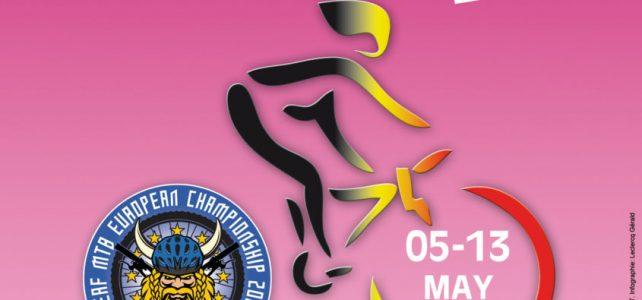 Mountainbike Europameisterschaft in Belgien von 5.-13. Mai 2018