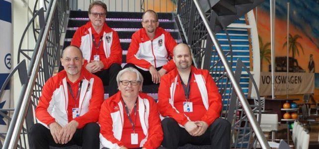 Bowling Europameisterschaft 24. Mai bis 2. Juni 2018 in München