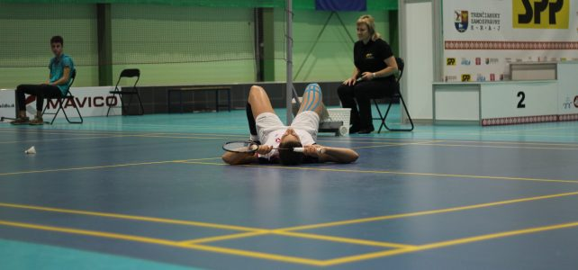 EM Badminton – Katrin Neudolt ist EUROPAMEISTERIN!