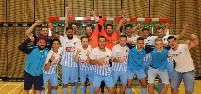 ÖM Futsal 2018 – Ergebnisse
