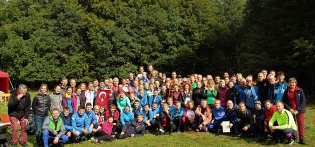 Nordic-Baltic Deaf Orienteering Open in Perstorp/Schweden 13.-16.09.2018