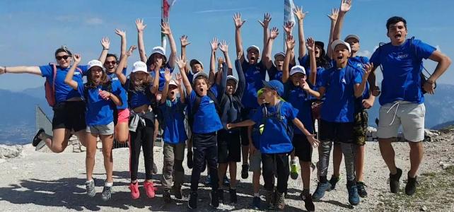 Bericht zur 1. Jugend Sommersportwoche