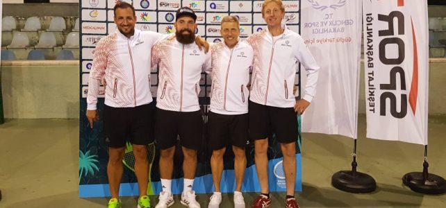 Tennis Weltmeisterschaft-Mannschaft in Antalya 22.-29.09.2018