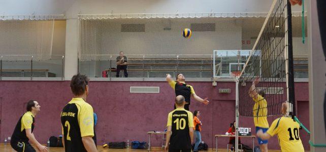 28. ÖSTM Volleyball Mannschaft und ÖM Mixed am 6. und 7. April 2019 in Perchtoldsdorf