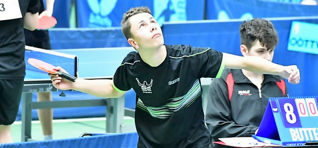 Tischtennis: Krämer Christopher und Lukas auf erfolgreichem Weg zur EM im April