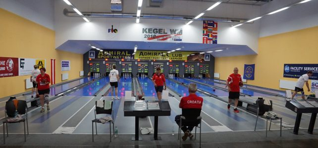 Österreichische Kegel Meisterschaften am 31.8. und 1.9.2019 in Innsbruck