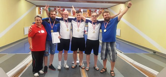 Kegel Cup am 15. Juni 2019 in Steyr