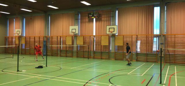 Österreichische Badminton Meisterschaften am 5.10.2019