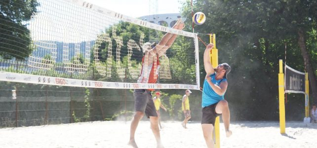 17. ÖSTM Beachvolleyball am 29.06.2019 in Klagenfurt