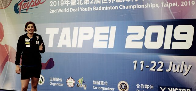 Badminton WM in Taipei – Berichterstattung 18.07.2019